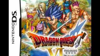 Dragon Quest VI DS - Town