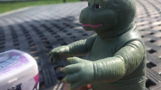 The Minilla Show: Ep 1 - Outdoors!