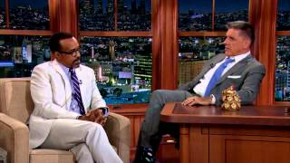 Tim Meadows on The Late Late Show Full Episode (8 July, 2014)