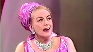 Joan Crawford   The 1970 Interview Part 1 of 4