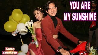 Romantis ! Adipati Dan Vanesha - You Are My Sunshine