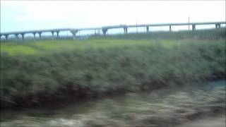 Driving through rural North Korea (September 2009)