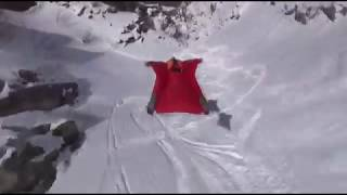 Best of 2018 HD - Wingsuit - Base Jump - SNOW -