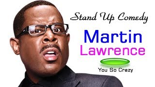 Martin Lawrence Stand Up Comedy Special Show - Martin Lawrence Comedian Ever (HD, 1080p)