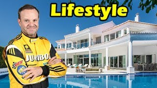 Rubens Barrichello Lifestyle, Income, Career, House, Cars & Net Worth