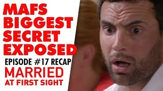 Episode 17 recap: Who stayed and who left | MAFS 2019