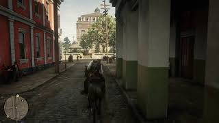 Red Dead Redemption 2 | July I - I should probably finish this game