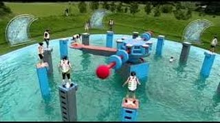 TOTAL WIPEOUT SERIE 1  EPISODE 1