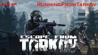 Escape from Tarkov. Побег из Таркова. 18+ Стрим.