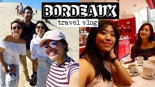 Didn't drink wine in Bordeaux instead we.... | my first French VLOG