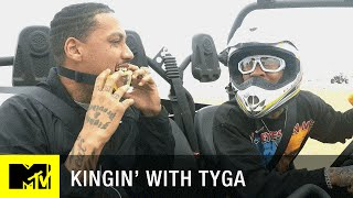 Kingin' with Tyga | 'Dune Buggying in Dubai' Official Sneak Peek | MTV