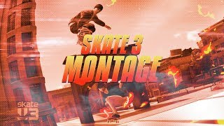 Skate 3 August Montage