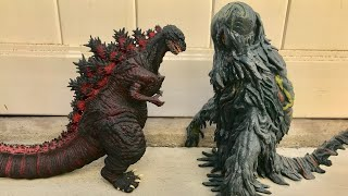 SHIN GODZILLA VS HEDORAH PART 2 (Short Film)