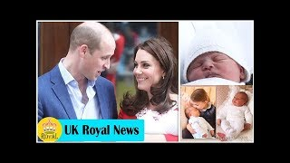 KATE AND PRINCE WILLIAM SET TO OFFER 'VITAL COMPROMISE' DURING PRINCE LOUIS CHRISTENING