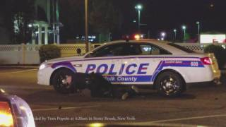 Police Arrest at Stony Brook McDonald's in Suffolk County New York