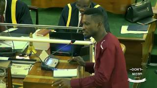 Parliament Orders Museveni Police to stop Arresting and Blocking Bobi Wine