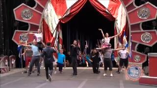 Behind the Scenes with Ringling Bros 2014 Circus Superheroes