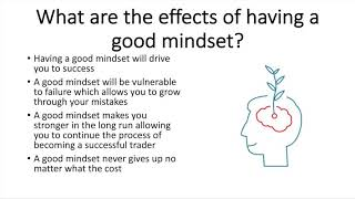 Day Trading Psychology: Why Is Your Mindset Important *Easy Money*