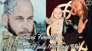 Real AGE Of Vikings Actors😱 #1