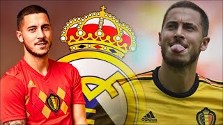 Hazard | Welcome to Real Madrid 2019