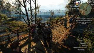 The Witcher 3 Wild Hunt BUUUUUUU!!!! OOOHH!!!! BOED HD