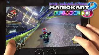[OFFICIAL RELEASE] Mario Kart 8 Android (iOS Compatible) - How To Play Mario Kart 8 On Android