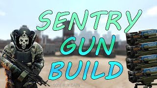 PAYDAY 2 - SENTRY GUN BUILD / БИЛД С ТУРЕЛЯМИ [DEATH SENTENCE - ONE DOWN]