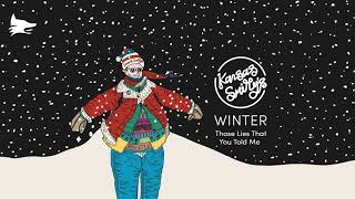 KANSAS SMITTY'S HOUSE BAND - Those Lies That You Told Me - from the album Winter