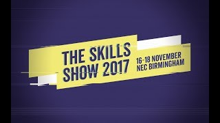 The Skills Show 2017 - Book NOW!