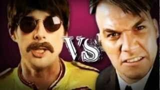 Epic Rap Battles of History : John Lennon VS. Bill O'Reilly [VOSTFR/FRENCH]