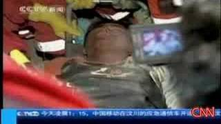 Sichuan Earthquake in China. Miracles from rubble