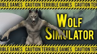 Wolf Simulator - Dumpster Dive Review