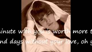 Love me -Justin Bieber Lyrics